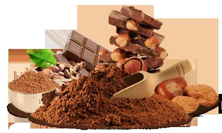 Все для изготовления натурального шоколада